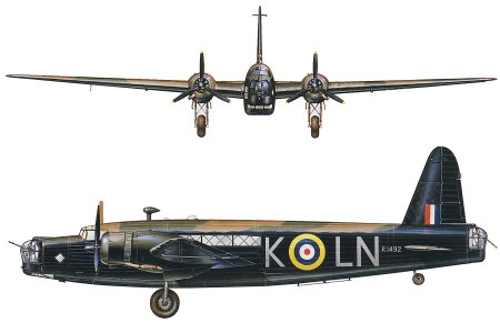 vickers-wellington
