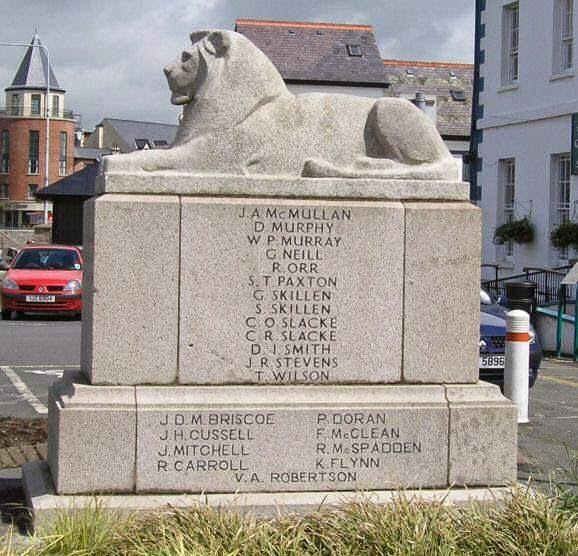 Newcastle+War+Memorial+2